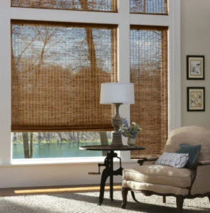 Bamboo Shades - All Kinds of Blinds of South Florida