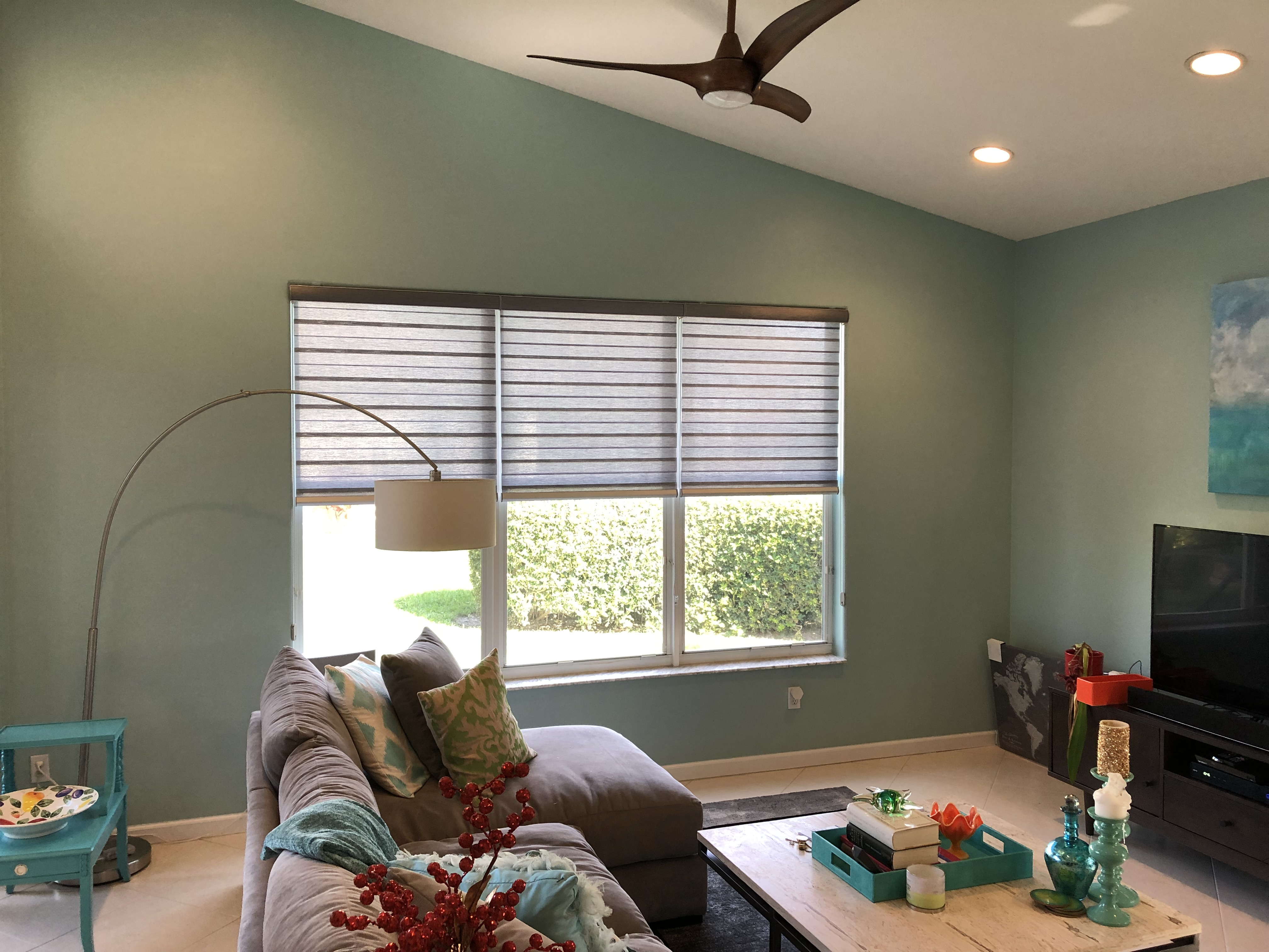 What are transitional shades and how do they work?-All Kinds of Blinds of South Florida