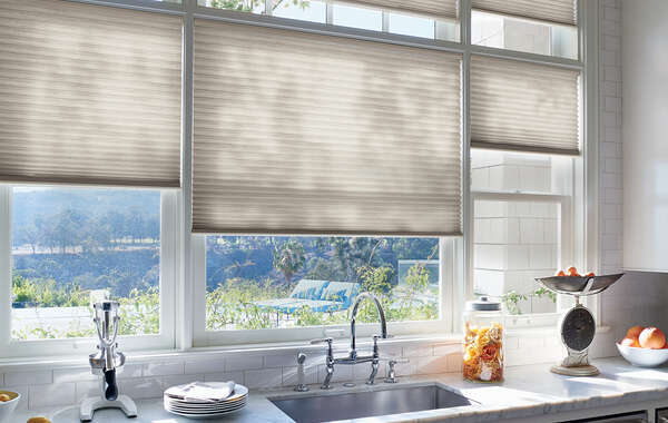 Which window treatments look best from outside?