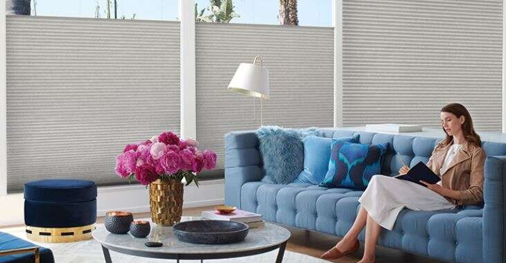 Choosing blinds for your home office