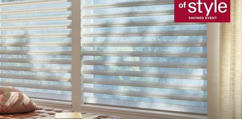 Elegant ideas to decorate your windows this season